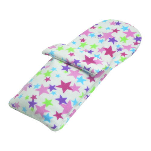 Fleece Footmuff Compatible With Mothercare Nanu - Multi Star
