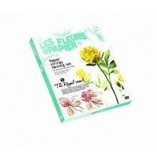 Elf957005 - Josephin - Les Fleurs En Papier - Royal Rose