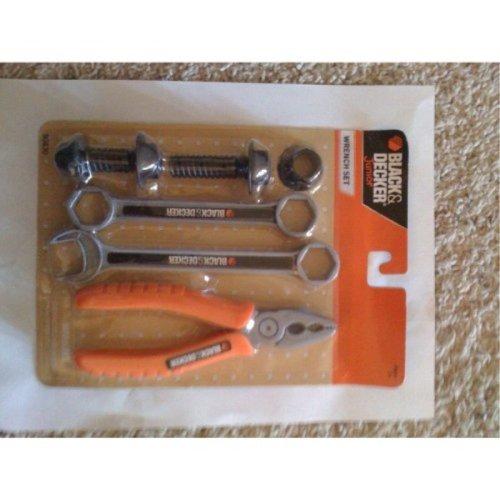 Black & Decker Jr - Wrench Set