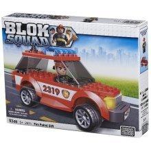MEGA BLOKS BLOK SQUAD FIRE PATROL SUV