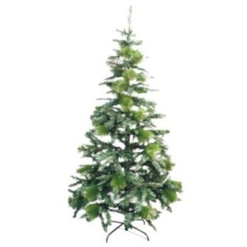 Artficial Deluxe Christmas Tree - 180cm, Green