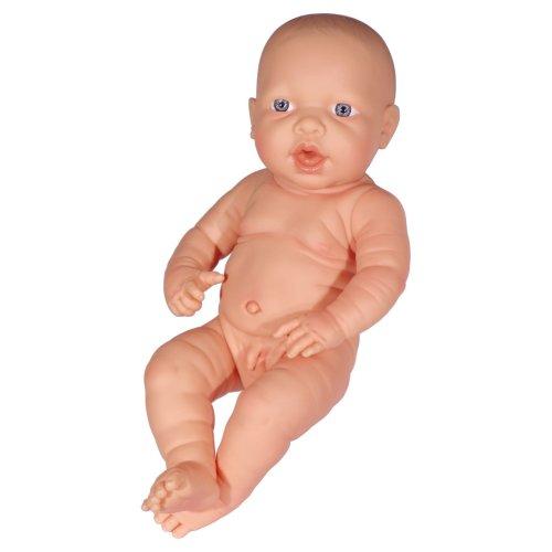 Bayer Design 42cm New Born Baby Boy Doll
