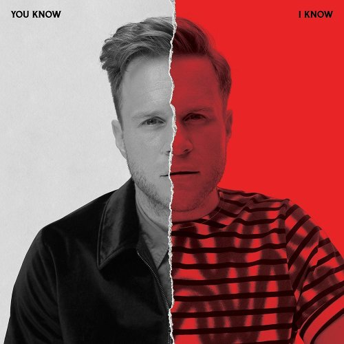 Olly Murs I Know You Know | CD Album