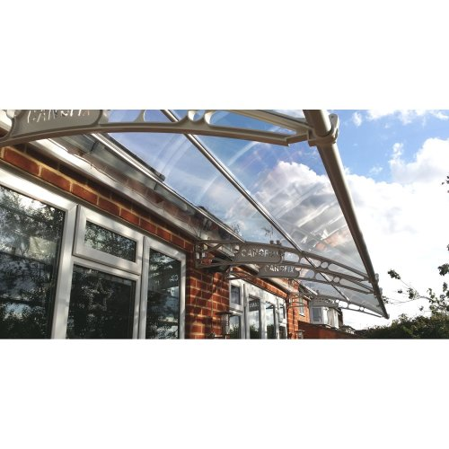 Cantilever Door Canopy | 3500mm wide x 1270mm projection