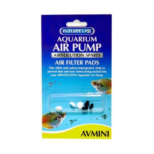 Aquarium Air Volution Spare Filter Pads Mini (Pack of 5)