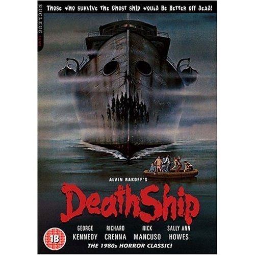 Death Ship [1980] [DVD]