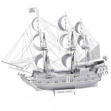 ICONX Laser Cut 3D Model Kit Black Pearl 575016