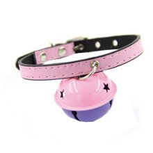 Fashionable And Personalized Designed Cat Pet Collar With Latticed Adjustable