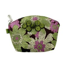 Set of 2 Traditonal Chinese Embroidered Jewelry Coin Pouch Bag Wallet Purses   R
