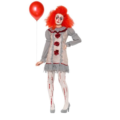 Smiffys Clown Lady Costume | Women's Clown Costume