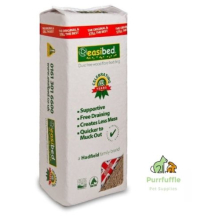 20KG EASIBED Shredded Wood Bedding Clean & Dust Free