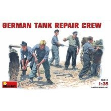 Min35011 - Miniart 1:35 - German Tank Repair Crew
