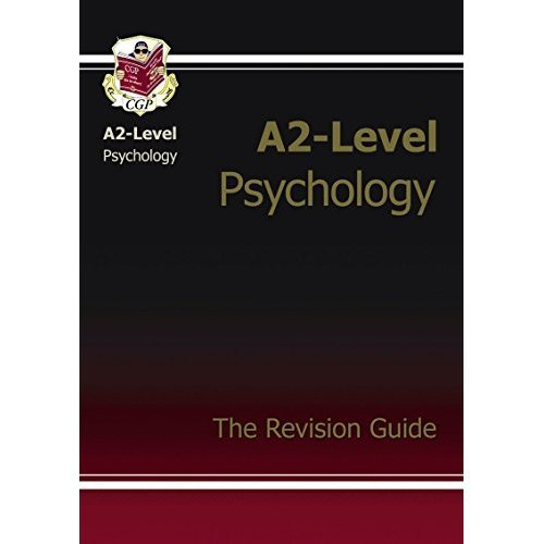 A2-Level Psychology Complete Revision