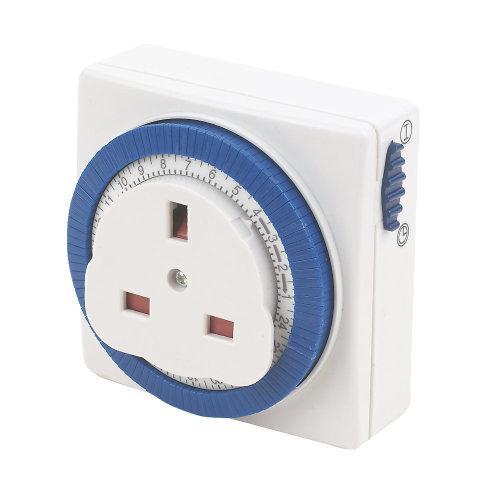 Masterplug PLUG-IN COMPACT TIMER