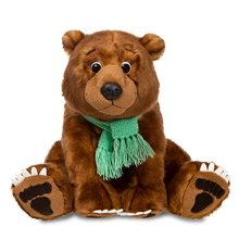 Aurora World 60720 14-inch We're Going On A Bear Hunt Plush Toy - Were 14inch -  bear were going hunt toy plush aurora 60720 world 14inch soft