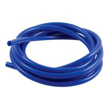 3mm Internal Diameter Blue Silicone - Universal Straight Section 4 Ply Hosing -  3mm internal diameter blue silicone universal straight section 4 ply