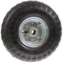 260mm Pneumatic Steel Wheel + Tyre Mp4375 - Jockey Spare Maypole 2291 -  wheel pneumatic jockey tyre spare maypole mp4375 steel 260mm 2291