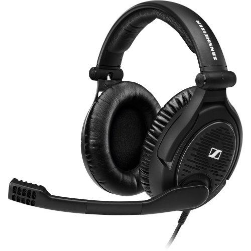 Sennheiser GAME ZERO Professional Noise Blocking Gaming Headset - Special Edition Black