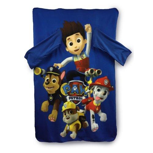 Paw Patrol Blanket with Sleeves