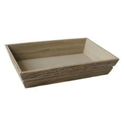 Medium Wooden Packing Tray