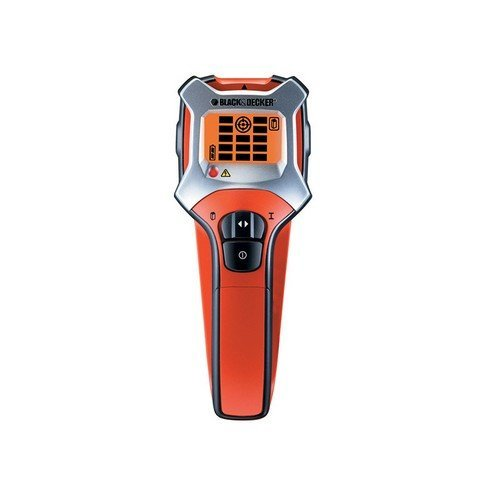 Black & Decker BDS303XJ Automatic 3 in 1 Stud Metal & Live Wire Detector
