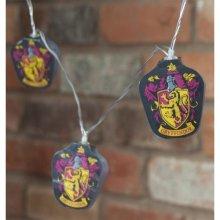 Harry Potter Gryffindor String Light Set