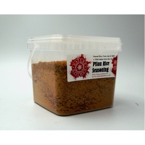 PILAU RICE SEASONING HAND CRAFTED SPICE BLEND - LARGE TUB