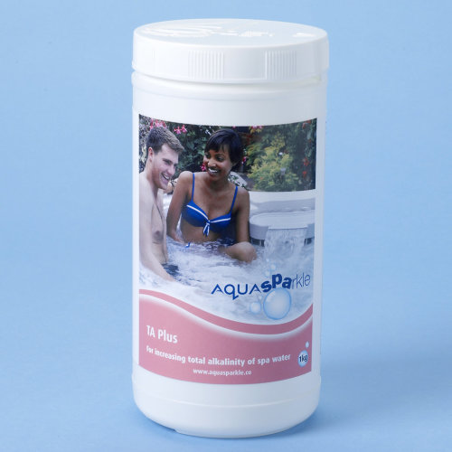 Aquasparkle TA Plus - Alkalinity builder / increaser for spa / hot tub