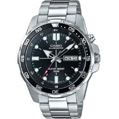 Casio MTD1079D-1AV Mens 3 Hand SI Analog Watch