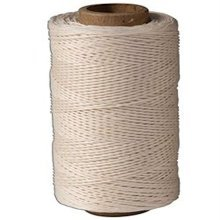 Linen Thread Unwaxed Nat 4oz -