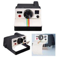 Creative 80s Retro Camera  Camera Shape Toilet Paper Box Roll Paper Container Stand