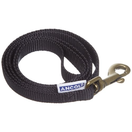 Heritage Nylon Lead Black 1m X12mm Sz 1-3