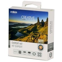 Cokin P Series Expert Gradual ND Filter Kit with Holder and Rings