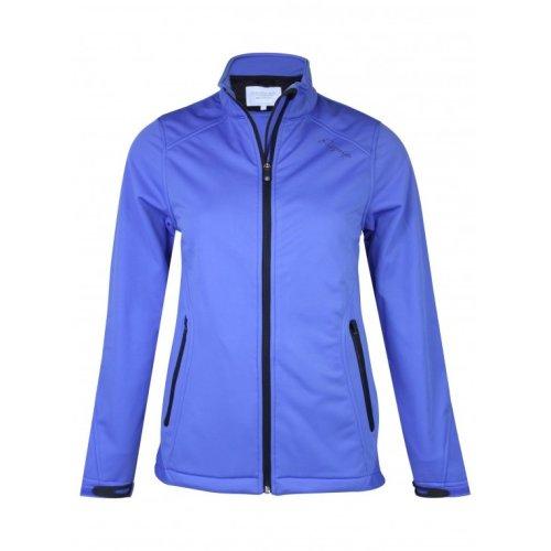 ProQuip Isla Full Zip Soft Shell Wind 360 Jacket Delph X-Small