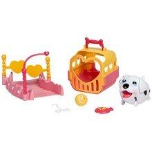 Chubby Puppies Polecourse Playset