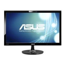 Asus VK228H 21.5 inch LED INTEGRATED WEBCAM 1920 X 1080 5MS MULTIMedia VGA DVI HDMI 100 X 100 VESA Black