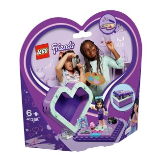 LEGO Friends Emma's Heart Box Set Birthday & Christmas gift
