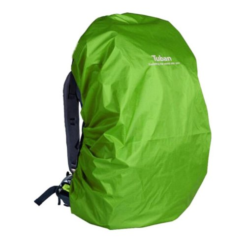 Outdoor Riding Backpack Rain Cover Waterproof Backpack Cover-55 L Grass Green