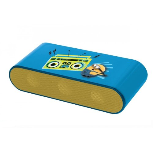 Lexibook Minions Stereo 6W Blue,Yellow
