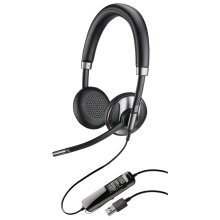 Plantronics Blackwire C725 USB Optimised Headset with Active Noise cancelling