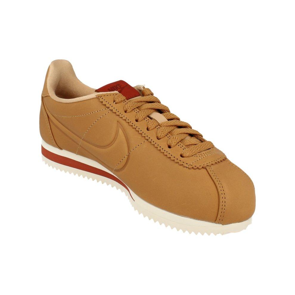 42b8b9c909 ... Nike Womens Classic Cortez Prem Trainers Bv9266 Sneakers Shoes - 3 ...