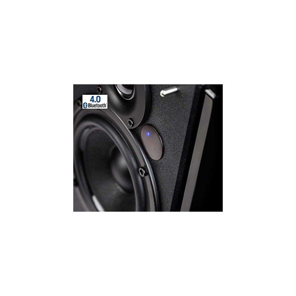 c10e2092b2a355 ... Edifier R1850DB Active Bookshelf Studio Speakers with Bluetooth - Matt  Black - 3. >