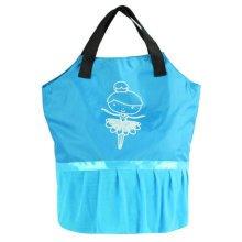 Kids Ballet Dance Bags Travel Backpack School Bags Girls Backpacks Book Bag Blue