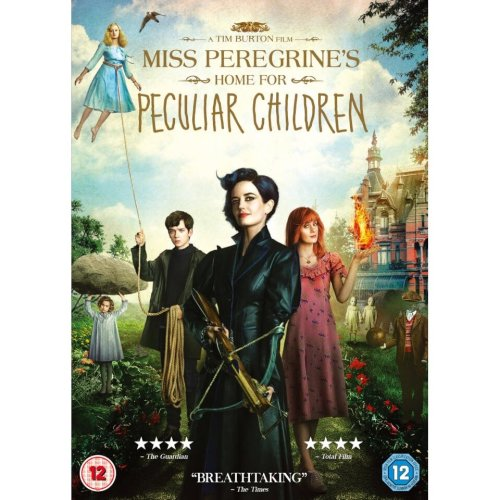 Miss Peregrine's Home for Peculiar Children DVD | 2016