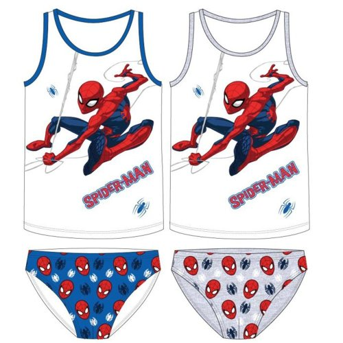 Spiderman Pants and Vest Set
