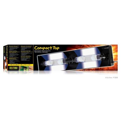 Exo Terra Compact Fluorescent Canopy 4 Light 90cm