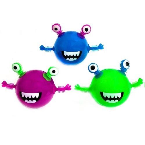 Flashing Goofy Alien Ball Sensory Toy