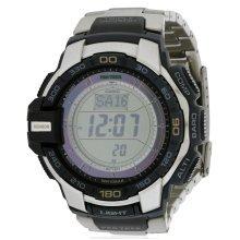 Casio Pro-Trek Triple Sensor Solar Mens Watch PRG270D-7