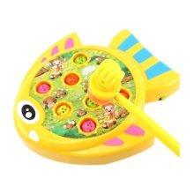 Playing HItting Hamster Inspire Kids Brain and Hands Development, 26*24*6cm/M