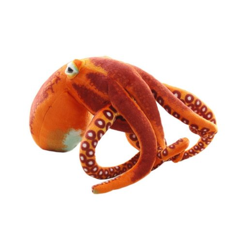 Simulation Cuttlefish Doll Funny Octopus Pillow Marine Organism Toys Cushion